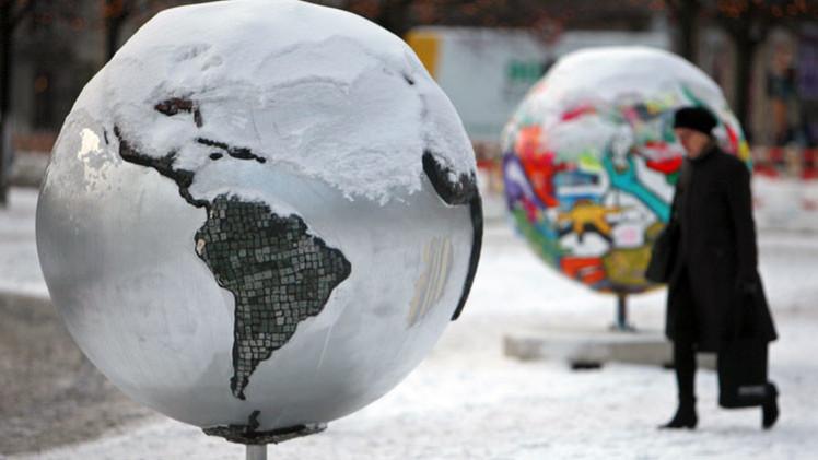 Científicos chinos rechazan el fenómeno del calentamiento global