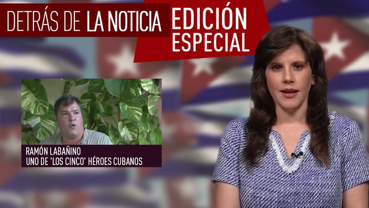 Entrevista con Ramón Labañino, uno de 'los cinco' héroes cubanos