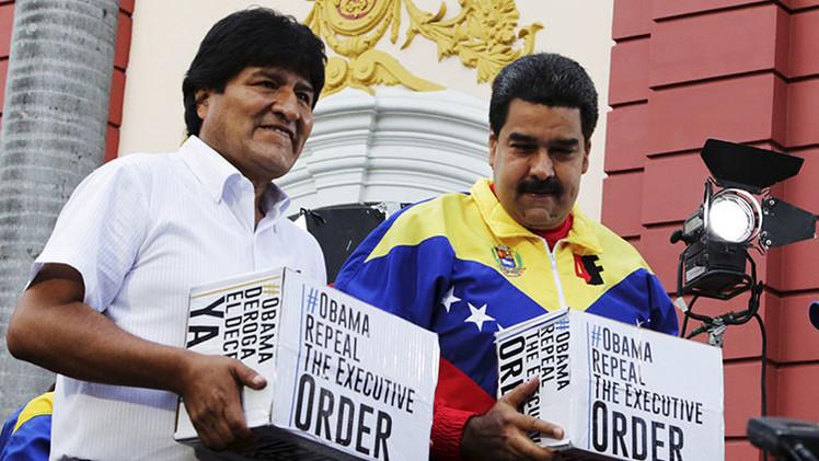Evo Morales denuncia los incesantes ataques de EE.UU. contra Venezuela