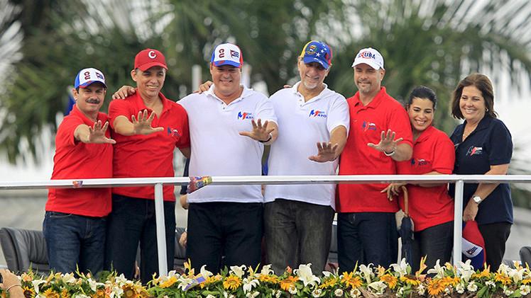 'Los Cinco' viajan a Venezuela para honrar la memoria de Hugo Chávez