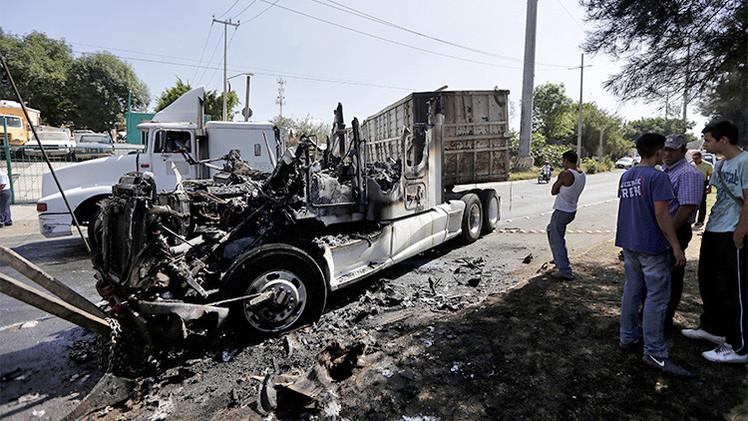 Fracasa la 'Operación Jalisco' tras desatar una ola inédita de violencia en México