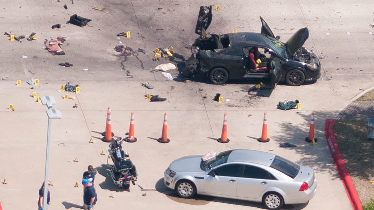 Tiroteo en Texas: ¿Seguidores del Estado Islámico operan en EE.UU.?
