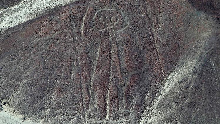 Líneas de Nazca ¿Antigua ruta a un templo?
