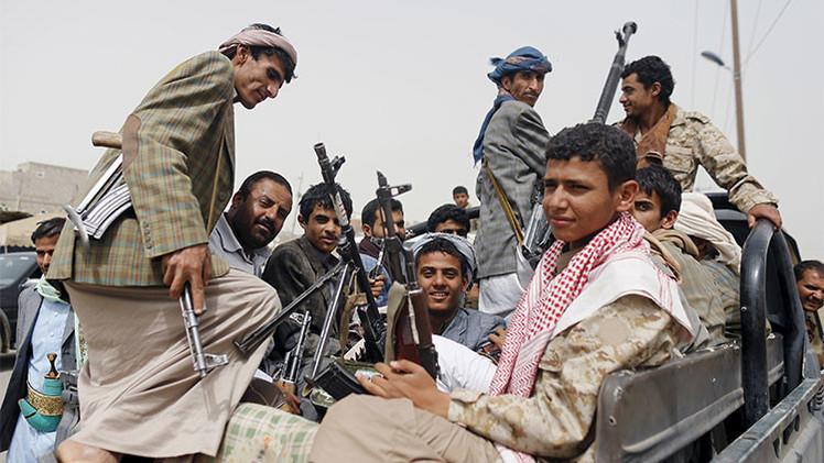 Yemen: Rebeldes lanzan morteros contra Arabia Saudita