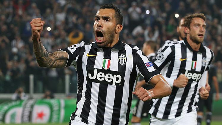 Juventus vence al Real Madrid en la ida de las semifinales de Champions (2-1)