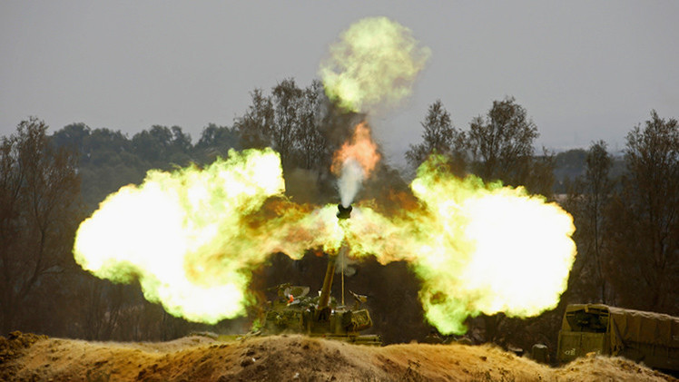 Video: Israel prueba un sistema de propulsión de cohetes