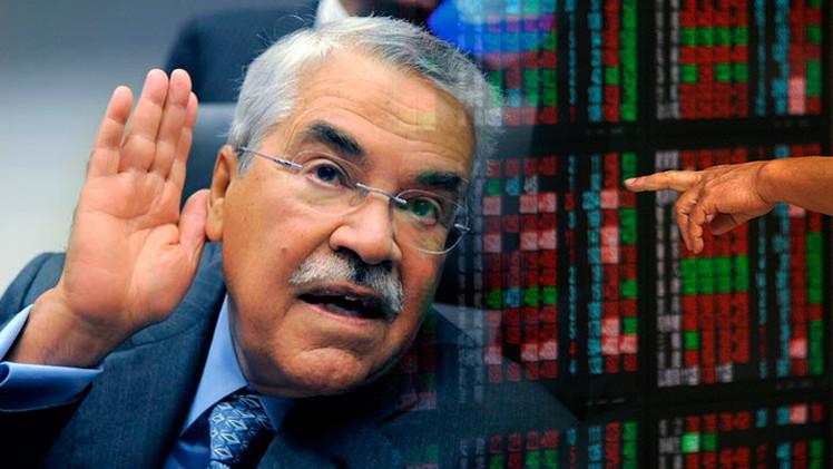 """Ministro de Arabia Saudita: """"Los precios de petróleo están en manos de Alá"""""""