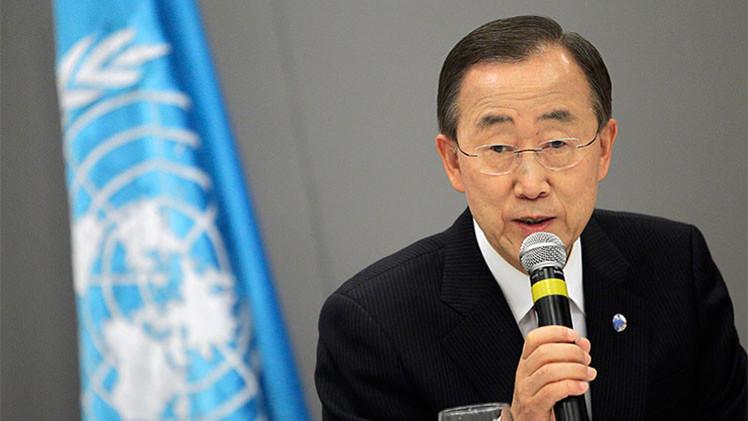 """Ban Ki-moon: """"La contribución soviética a la victoria sobre el fascismo no se olvidará"""""""