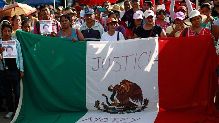"""""""Ante los informes sobre derechos humanos el Gobierno de México se ofende y no actúa"""""""