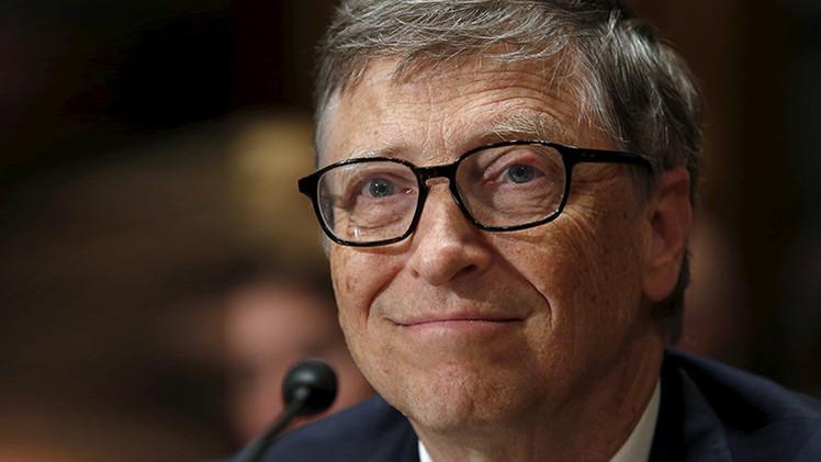 """Bill Gates: """"Me encanta el dólar, pero yo apostaría por el yuan"""""""