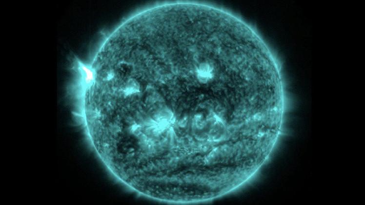 Video: El Sol lanza la llamarada más potente de 2015