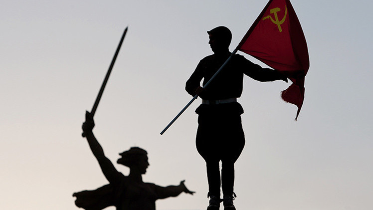 """""""Los intentos de cambiar la historia y debilitar a Rusia fracasarán"""""""