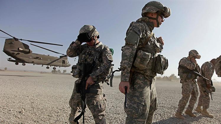 EE.UU. envió 400 militares para entrenar a la oposición siria
