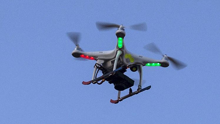 Un científico mexicano crea drones que vuelan de forma autónoma