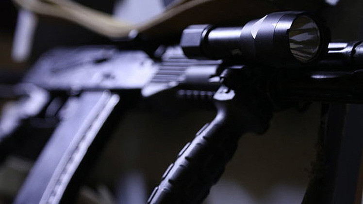 AK -74M modernizado debutará en el desfile de Moscú