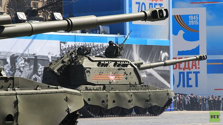 'The Telegraph': Durante el mandato de Putin el Ejército ruso se ha fortalecido