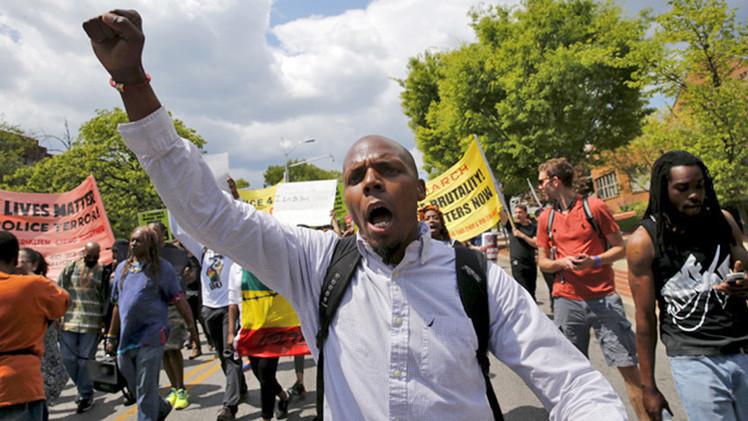 El FBI admite haber utilizado aviones de vigilancia en Baltimore durante las protestas