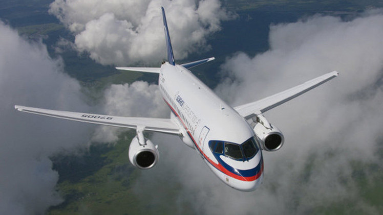 Rusia suministrará a China y sudeste asiático 100 aviones Sukhoi