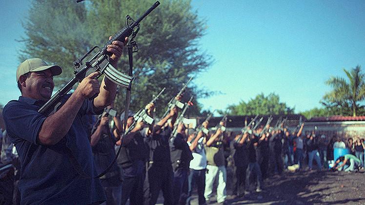 México recibió durante 8 años armas ilegales de Alemania