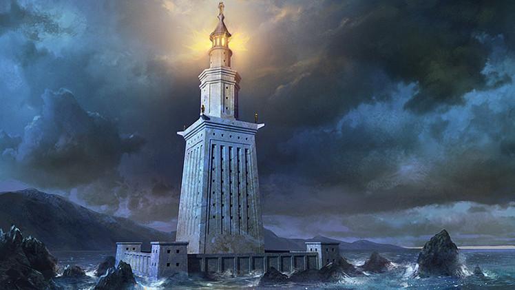 Faro de Alejandría: Egipto reconstruirá una de las siete maravillas del mundo