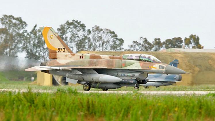 """Israel prueba el caza F-16 contra el sistema ruso S-300 por un """"posible escenario iraní"""""""