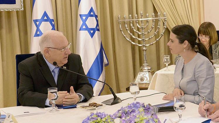 La política que llamó al genocidio de palestinos es nueva ministra de Justicia de Israel
