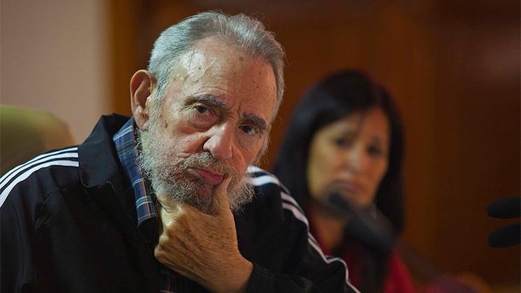 """Fidel Castro: """"27 millones de soviéticos murieron en la Gran Guerra Patria por la humanidad"""""""