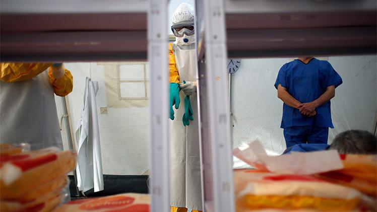 Sorpresa médica: El virus del ébola reaparece en el ojo de un afectado ya curado