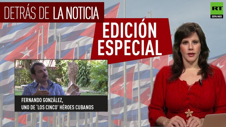 Entrevista con Fernando González, uno de 'los cinco' héroes cubanos