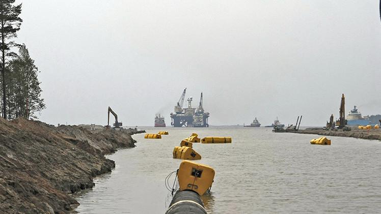 Gazprom comienza la construcción de un nuevo tramo del gasoducto Turkish Stream