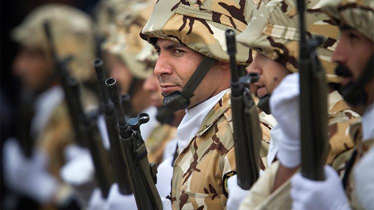 """Comandante iraní: """"Damos la bienvenida a la guerra con EE.UU."""""""