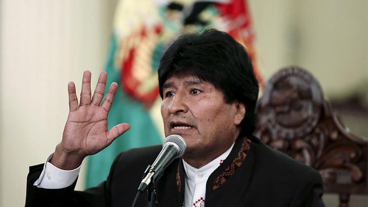 """Morales: La defensa chilena ante La Haya """"ha insultado a Latinoamérica y a la Corte"""""""