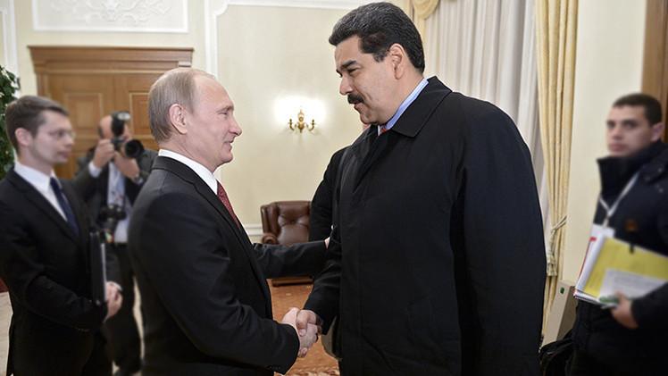 """Maduro: """"El Día de la Victoria señala la entrega del pueblo ruso para la paz universal"""""""