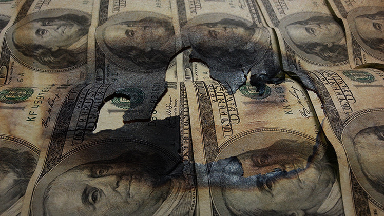 ¿Cuántos años le quedan al dólar?