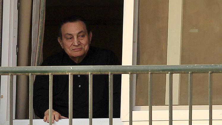 Egipto: El expresidente Mubarak es sentenciado a  3 años de cárcel