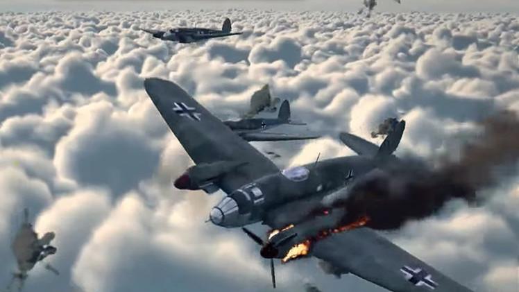 Las batallas clave de la Segunda Guerra Mundial reconstruidas en 3D