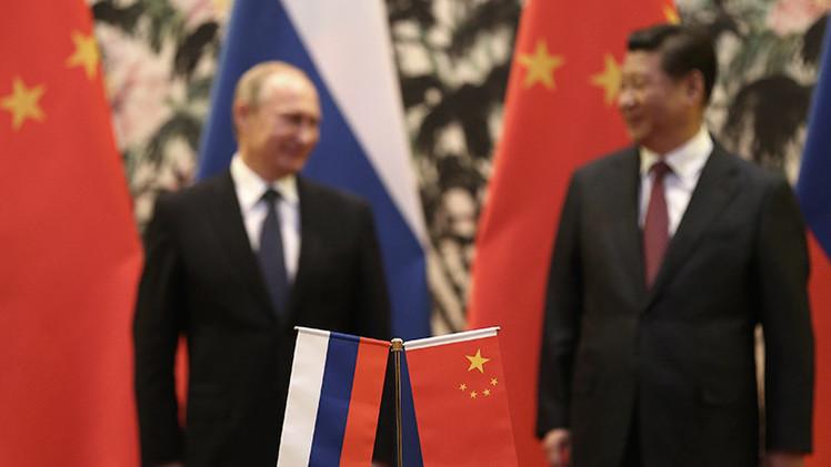 """""""La alianza entre Rusia y China responde a la expansión de EE.UU. y la OTAN"""""""