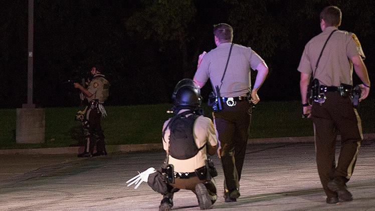 EE.UU.: Un policía dispara por error a un afroamericano que había llamado al 911