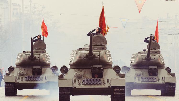 Semana gloriosa: El 70 aniversario de la Gran Victoria y los 15 años de Putin en el poder