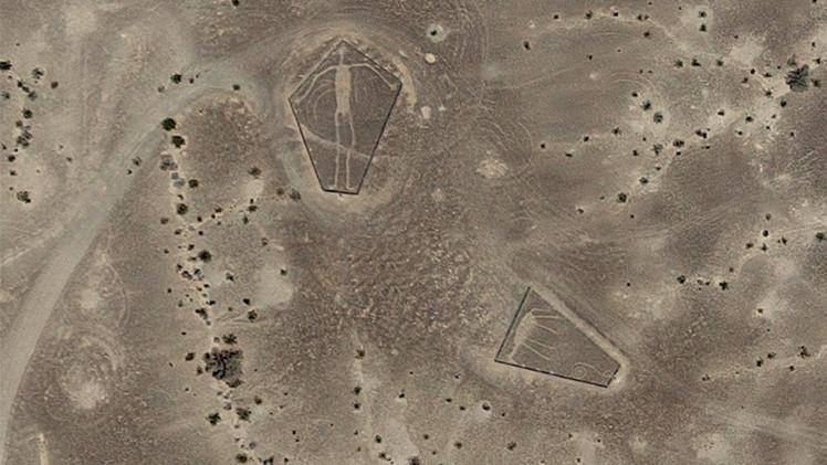 Conozca Blythe Intaglios, las 'Líneas de Nazca' estadounidenses