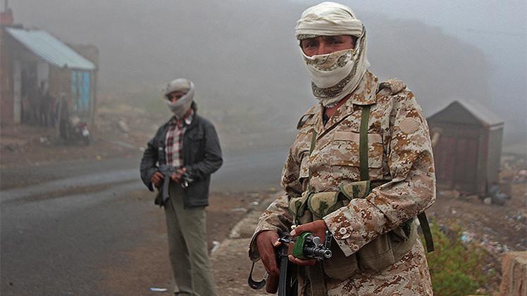 La foto de un miliciano 'monstruo' de Yemen se vuelve viral