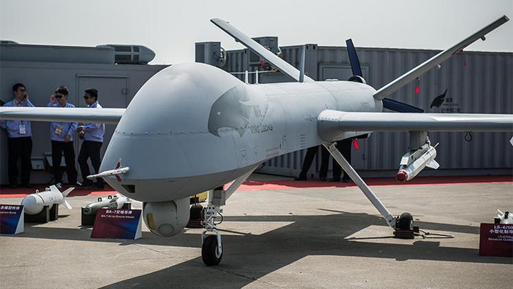Pentágono: China fabricará unos 42.000 drones