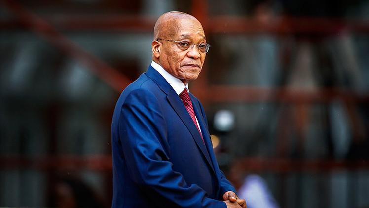 """Presidente de Sudáfrica: """"El Occidente trata a África como los vasallos"""""""