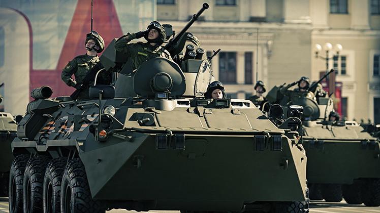 """""""Rusia está preparada para cualquier peligro"""""""