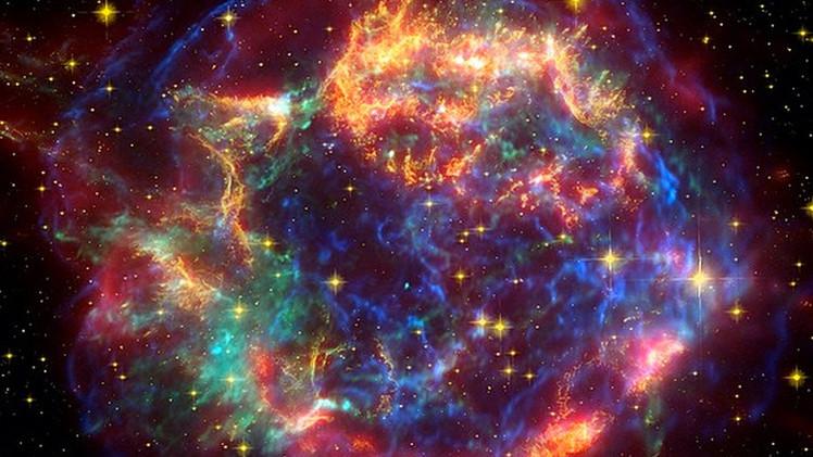 Descubren un raro 'agujero' entre las estrellas brillantes del universo
