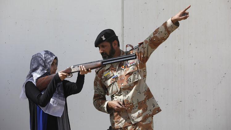 Así son las mujeres que luchan contra los talibanes en Pakistán