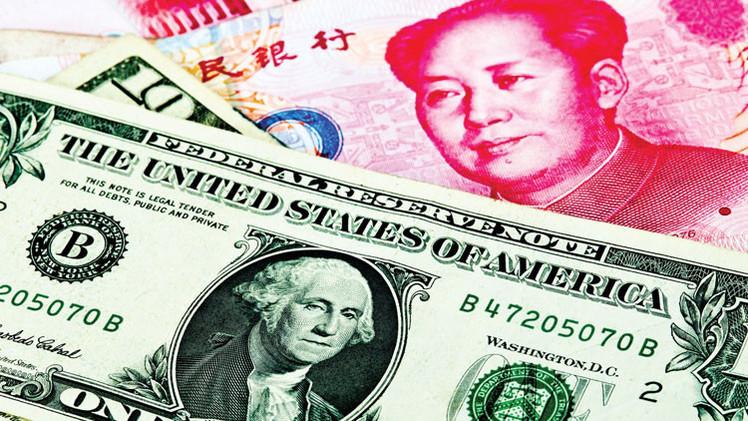 El yuan acerca el fin de la hegemonía económica de EE.UU.