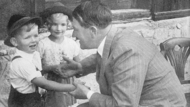 Tras 80 años de silencio un alemán cuenta cómo le utilizaban los nazis para hacer propaganda