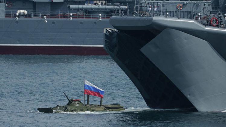Arrancan ejercicios conjuntos chino-rusos en el Mediterráneo