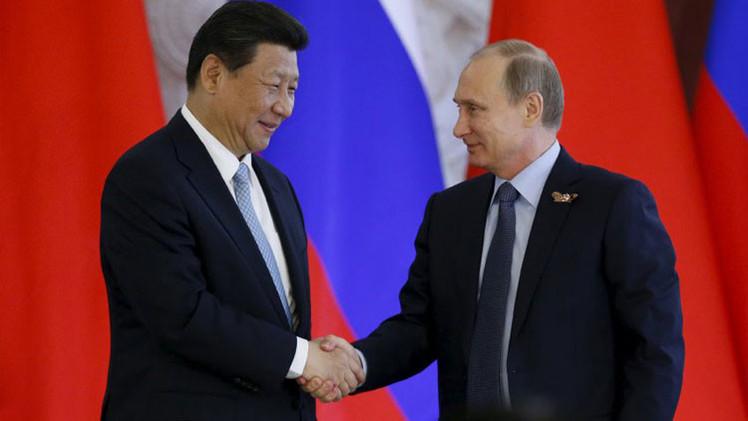"""""""EE.UU. y Japón deberían estar avergonzados al ver las relaciones entre Rusia y China"""""""